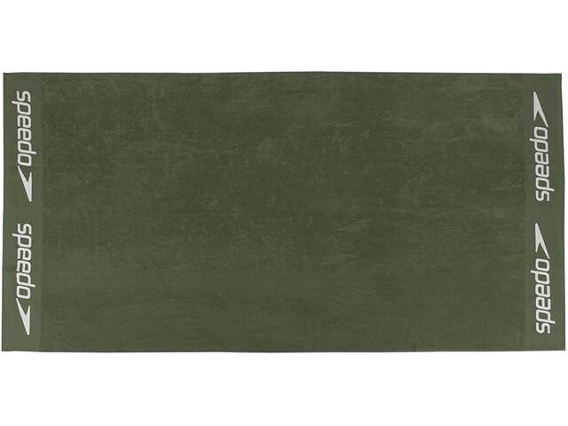 speedo Leisure Towel 100x180cm hedgerow